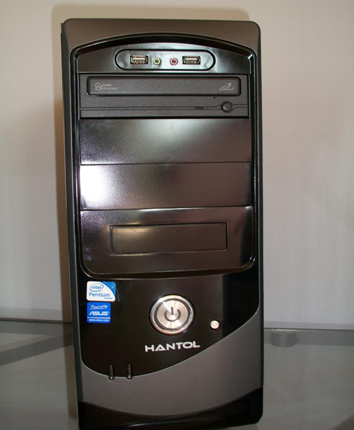 PC  Intel ,G41MH, RAM 4GB,με δισκο HHD 320GB nVidia GT210